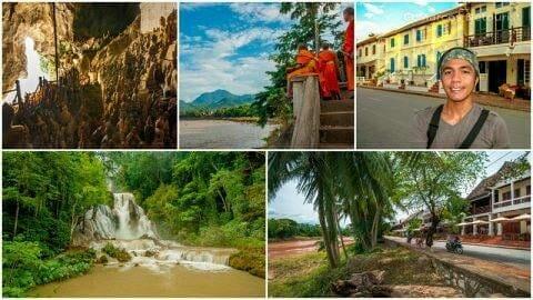 Luang Prabang & Huay Xai 5-Day Highlights