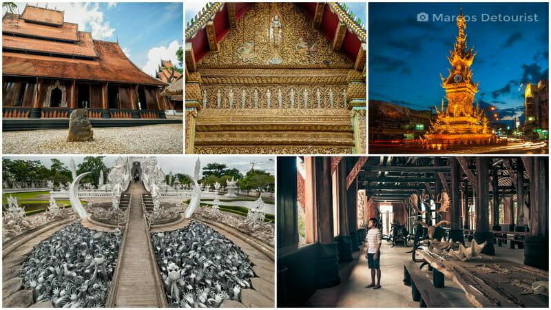 Chiang Rai & Phrae 4-Day Highlights