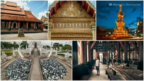 Chiang Rai & Phrae 4-Day Highlights