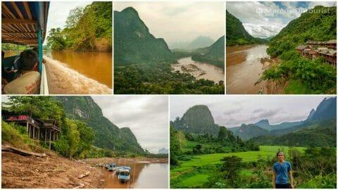 Nong Khiaw & Muang Ngoi Neua 4-Day Highlights