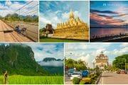 Vang Vieng & Vientiane 1-Week Highlights