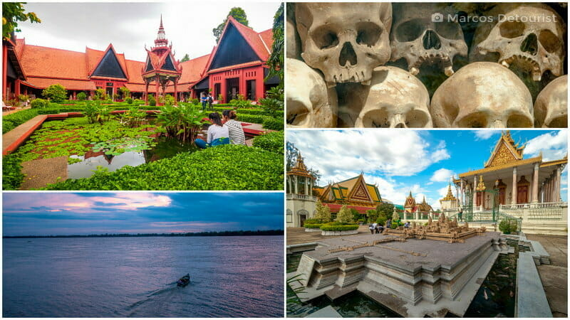 Phnom Penh & Kratie 5-Day Highlights