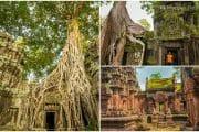Siem Reap 3-Day Highlights — Big Circuit, Little Circuit & Rolous Temples