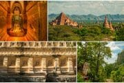 Bagan 4-Day Highlights — Ancient Temples from Sunrise to Sunset
