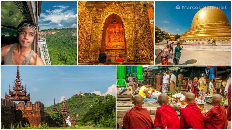 Mandalay & Hsipaw 5-Day Highlights