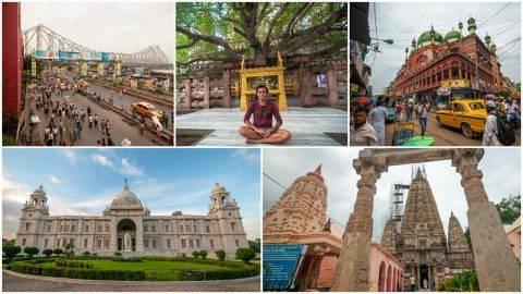 Kolkata & Bodhgaya 3-Day Highlights