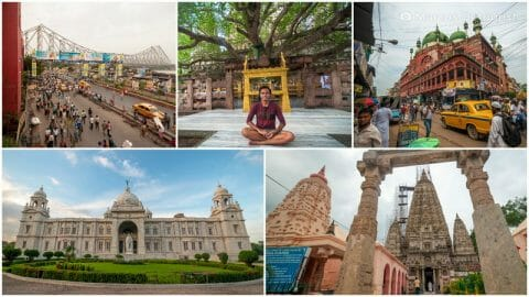 Kolkata & Bodhgaya 3-Day Highlights