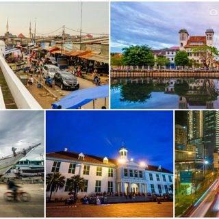 Jakarta 3-Day Highlights — Kota (Old Batavia) & Around Thamrin Street