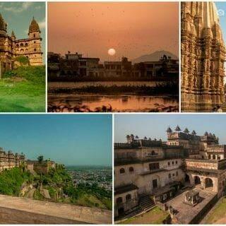 Madhya Pradesh 4-Day Highlights