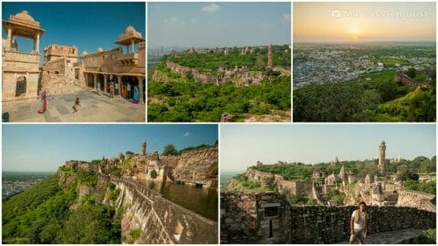 Chittorgarh 1-Day Highlights