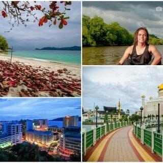 Borneo 5-Day Highlights — Kota Kinabalu & Brunei via Labuan