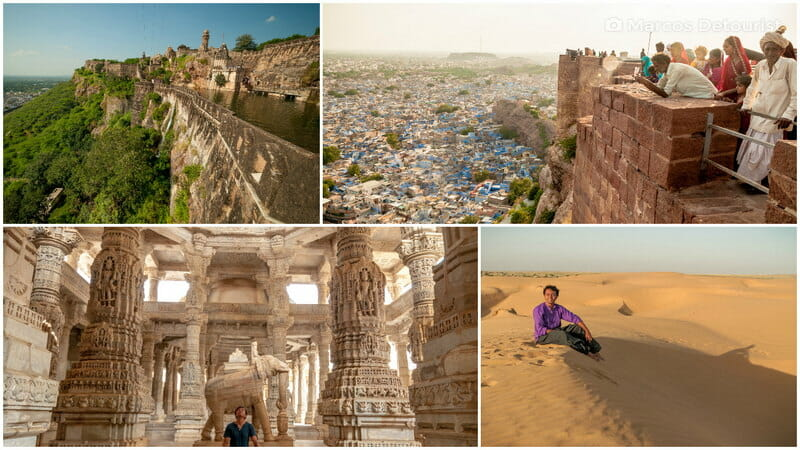 Rajasthan 11-Day Highlights