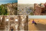 Rajasthan 11-Day Highlights