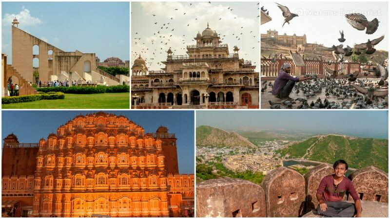 Jaipur 2-Day Highlights