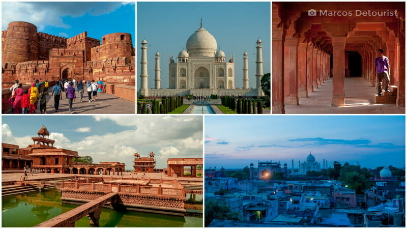 Agra 3-Day Highlights