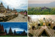 Yogyakarta 4-Day Highlights — Borobudur, Prambanan & Old Jogja