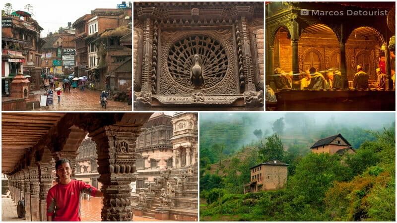 Bhaktapur & Nagarkot 4-Day Highlights
