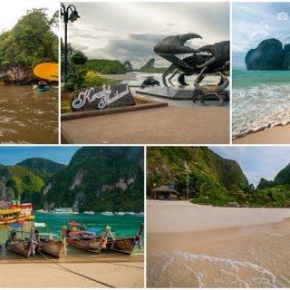 Phi Phi & Krabi 7-Day Highlights — Maya Bay, Krabi Town & Ao Thalane Sea Kayak