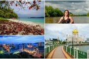 Borneo 5-Day Highlights — Kota Kinabalu & Brunei via Labuan
