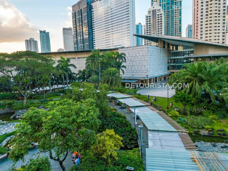 Greenbelt 5 Mall, in Makati City, Metro Manila, Philippines