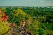 Off-Beat Bohol 4-Day Highlights – Can-Umandtad Falls, Lapinig Island & Sunrise at Chocolate Hills