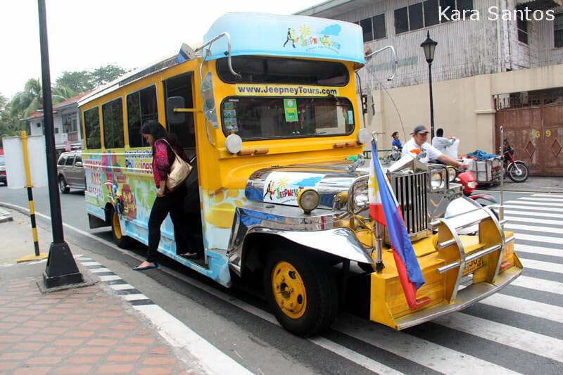 Intramuros Jeepney Tour