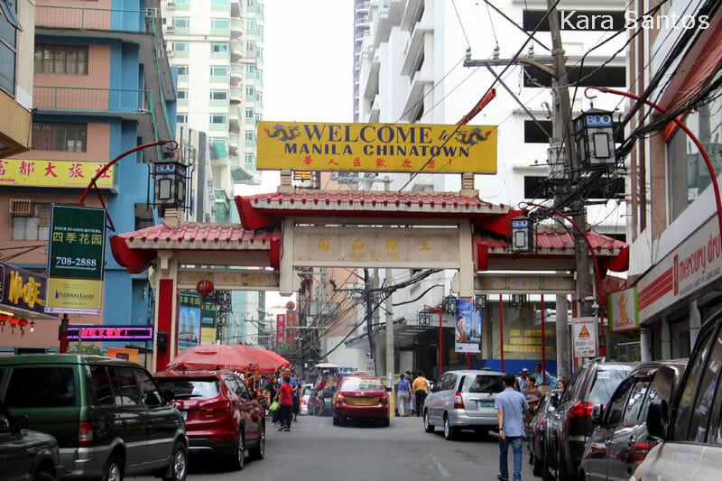 Manila-Binondo Chinatown