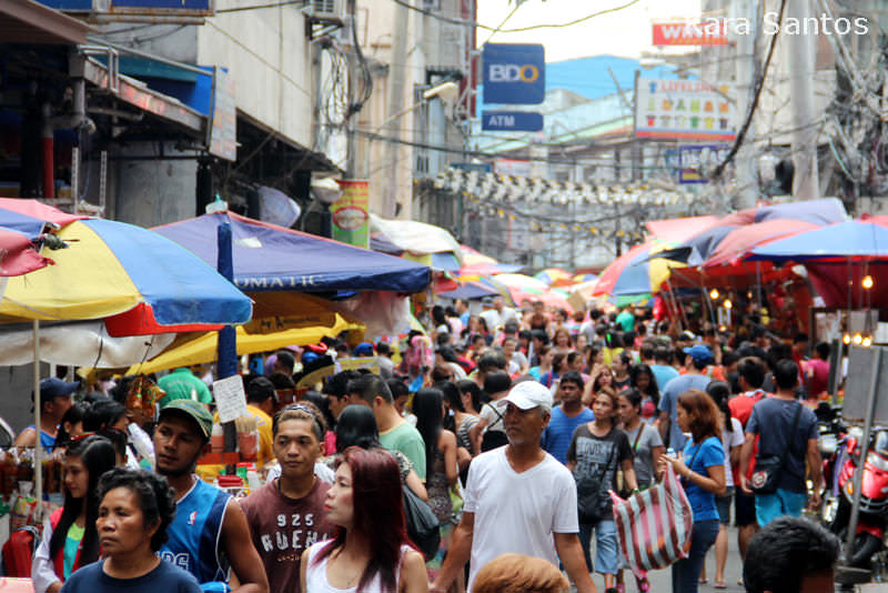 Divisoria (shopping area)