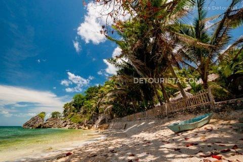 Guisi Beach, Guimaras Day Trip