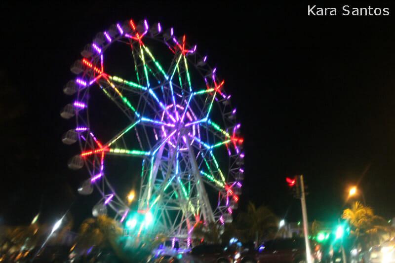 Mall of Asia Eye in Pasay City, Metro Manila, Philippines