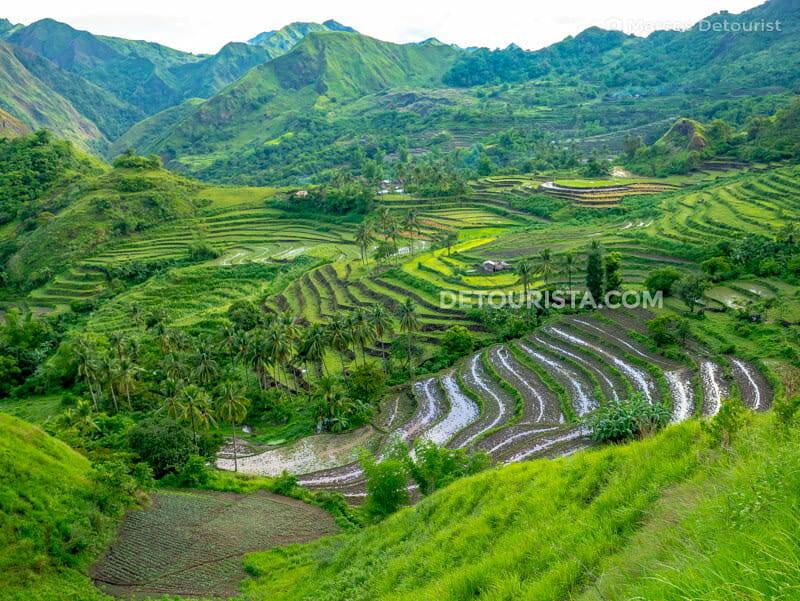 Antique Rice Terraces, in Brgy. General Fullon, San Remegio, Antique, Philippines