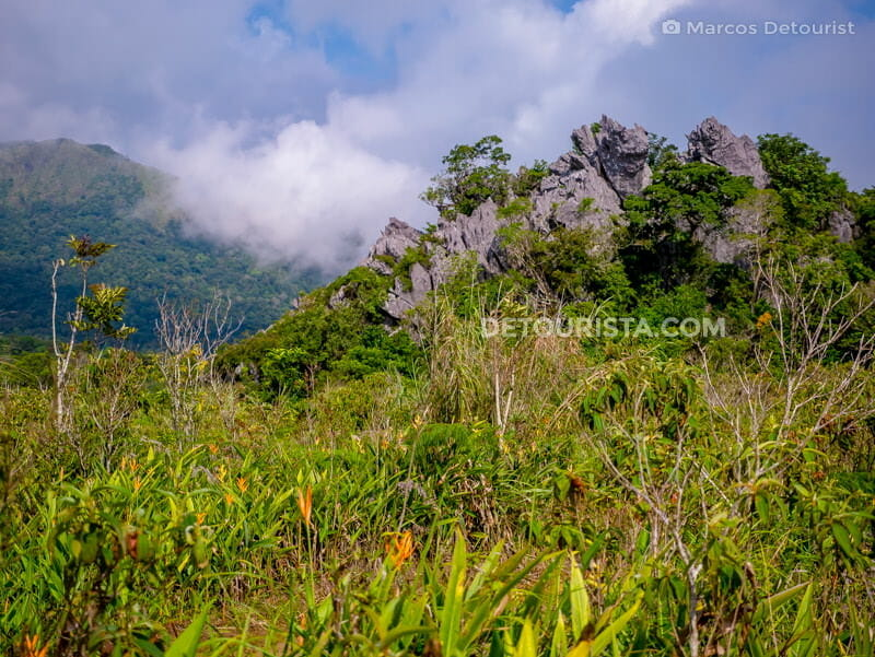 Igbaclag Cave and Stone Castle, in Brgy. Aningalan, San Remigio, Antique, Philippines