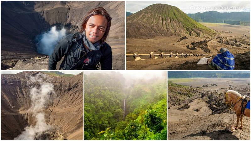 Bromo Summit Crater Hike & Madakaripura Waterfall