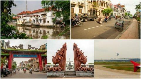 Surabaya Heritage, Riverside Walk & Juanda Airport