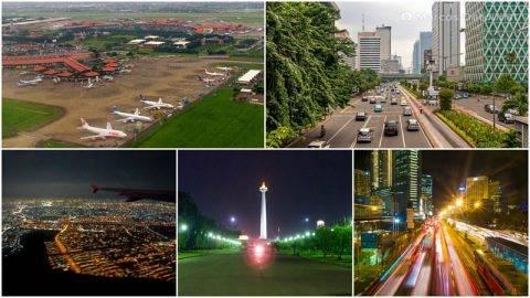 Jakarta in Transit — Soekarno-Hatta Airport, Jalan Jaksa & Jalan Thamrin