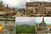 Borobudur Buddhist Temple Complex