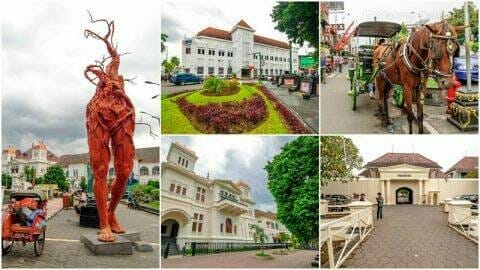 Yogyakarta Heritage — Malioboro & Dutch-Colonial District