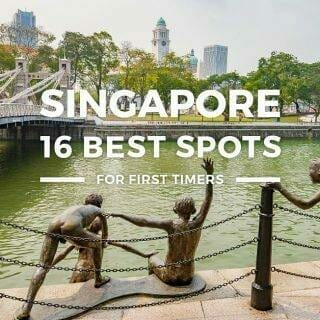 16 Best Places to Visit in Singapore for First-Timers
