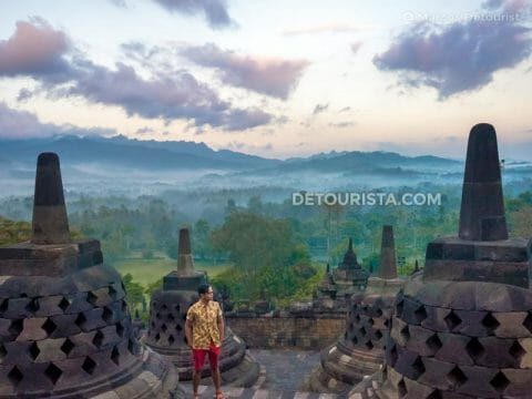 Yogyakarta — Sunrise to Sunset from Borobudur to Ratu Boko & Itinerary