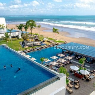 Alila Seminyak — Eco-Chic Luxury Beachfront Resort in Bali