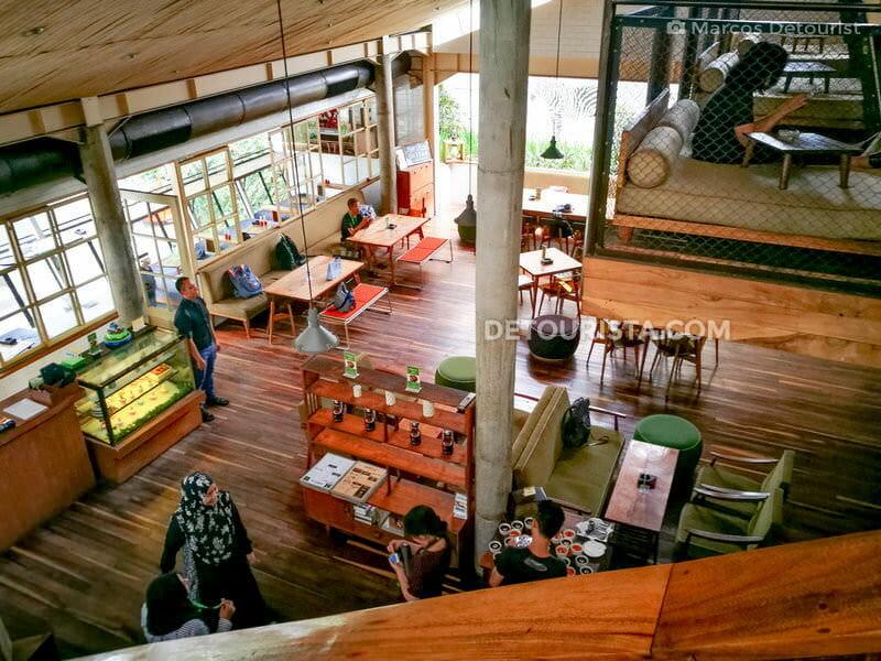 Vanilla Kitchen in Bandung, Indonesia