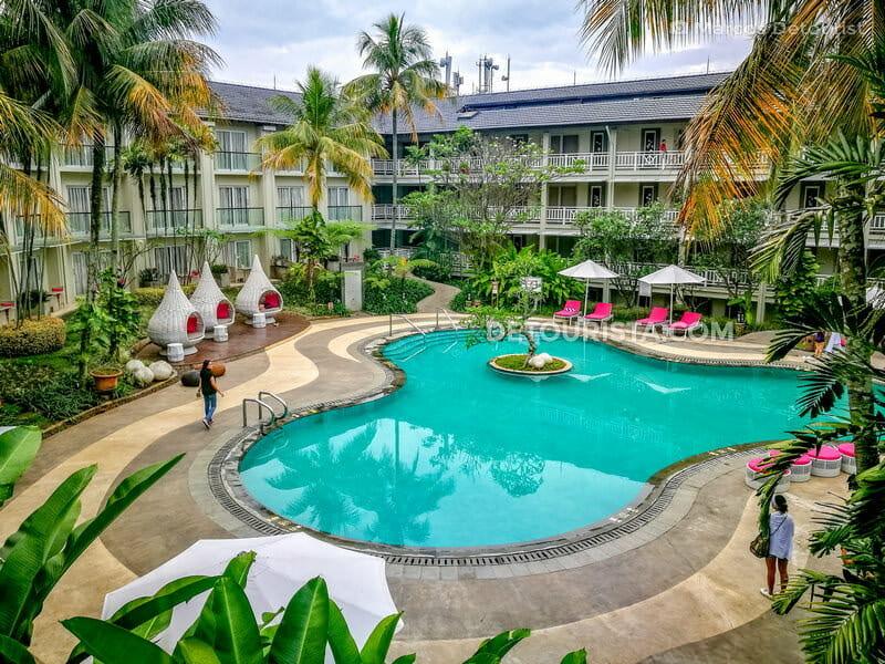 Sheraton Bandung Hotel in Bandung, Indonesia