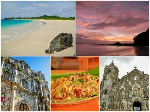 Camarines Norte & Quezon Province