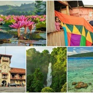 South Mindanao — Davao, South Cotabato, Zamboanga & Basilan