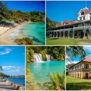 Siquijor, Dumaguete & Kabankalan Highlights