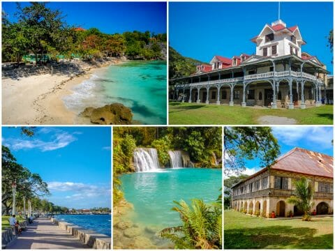 Siquijor, Dumaguete & Kabankalan Highlights