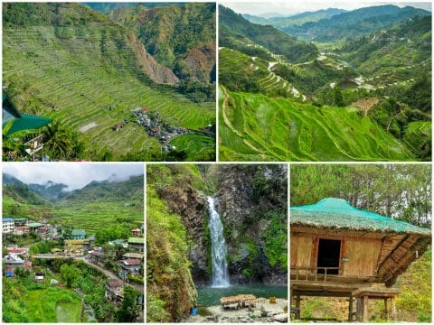 Banaue & Batad Highlights — Rice Terraces, Trek & Tappiya Waterfall