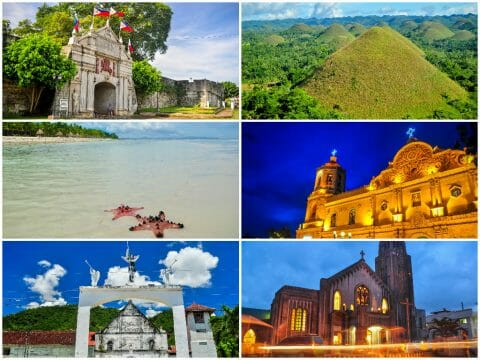 Cebu, Bohol & North Mindanao Highlights
