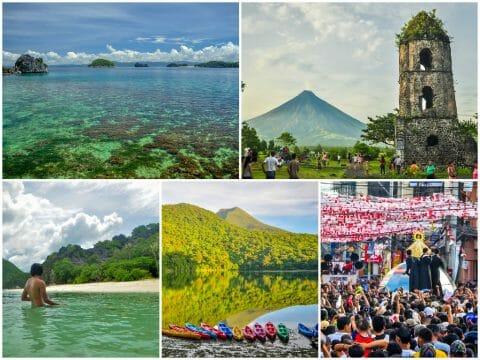 Bicol Highlights — Albay, Camarines Sur, Caramoan & Sorsogon