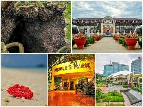 Davao, Zamboanga & Cebu Highlights